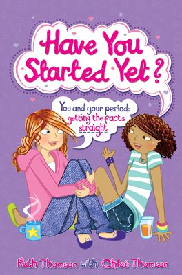 Book cover for Have You Started Yet?