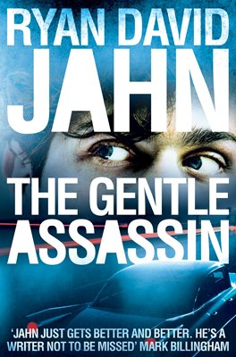 Book cover for The Gentle Assassin
