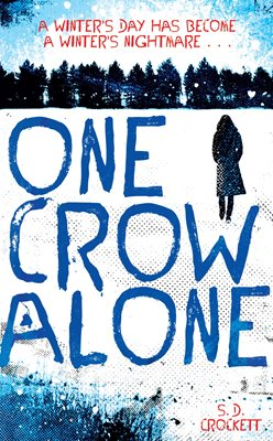 Book cover for One Crow Alone