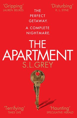 Book cover for The Apartment