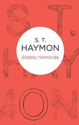 Book cover for Stately Homicide