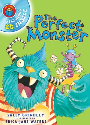 Book cover for I Am Reading with CD:The Perfect Monster