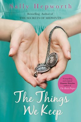 Book cover for The Things We Keep