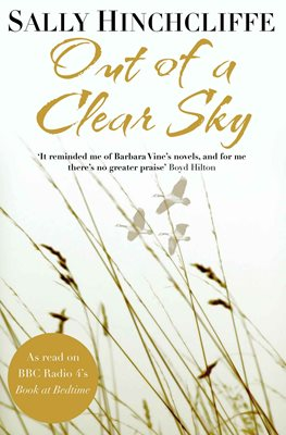 Book cover for Out of a Clear Sky