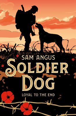 Book cover for Soldier Dog