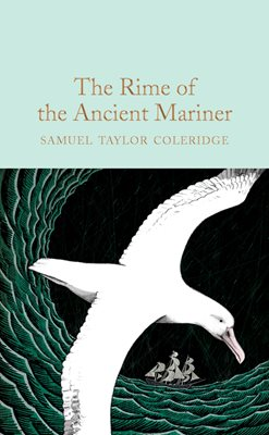 Book cover for The Rime of the Ancient Mariner