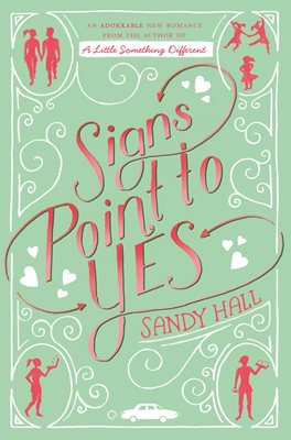Book cover for Signs Point to Yes