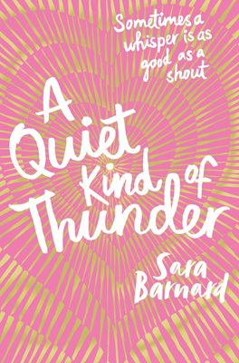 Book cover for A Quiet Kind of Thunder