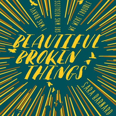 Book cover for Beautiful Broken Things