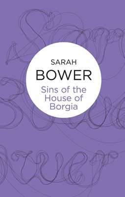 Book cover for Sins of the House of Borgia