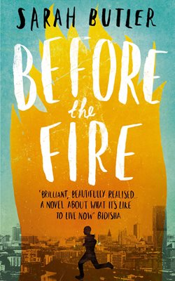 Book cover for Before the Fire