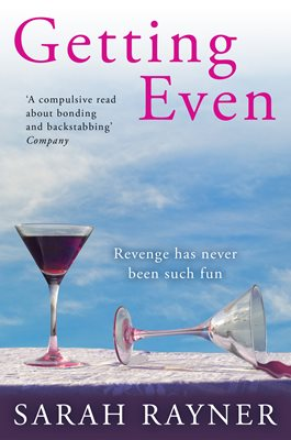 Book cover for Getting Even
