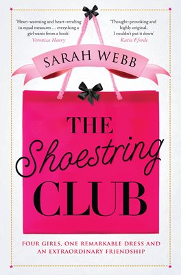 Book cover for The Shoestring Club