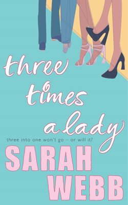 Book cover for Three Times a Lady