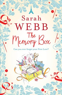 Book cover for The Memory Box