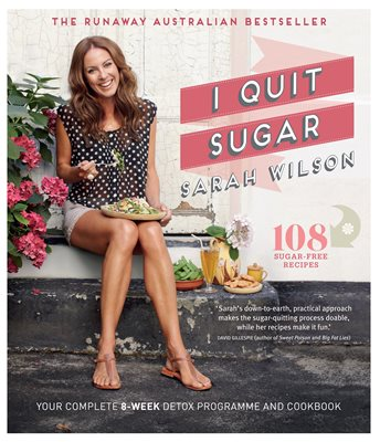 Book cover for I Quit Sugar