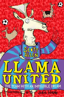 Book cover for Llama United