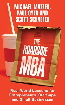 Book cover for The Roadside MBA