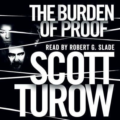 Book cover for The Burden of Proof
