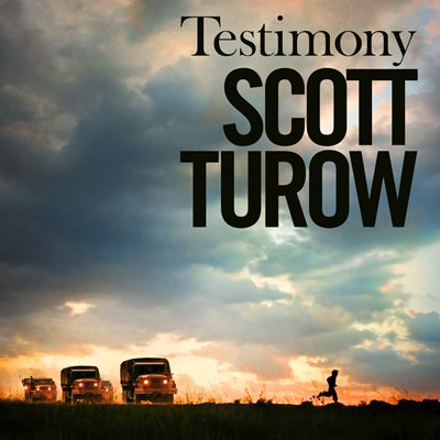 Book cover for Testimony