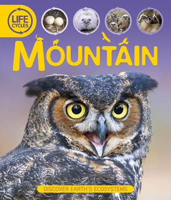 Book cover for Life Cycles: Mountain