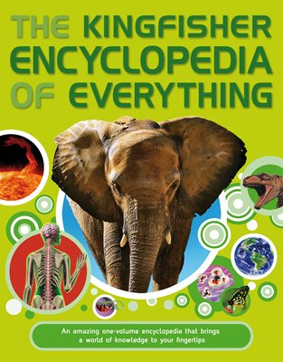 Book cover for The Encyclopedia of Everything