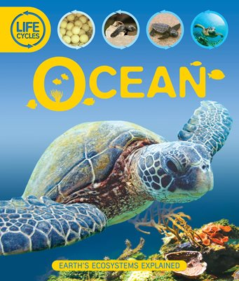 Book cover for Life Cycles: Ocean