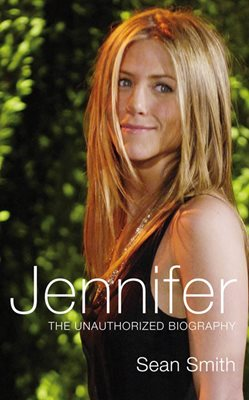 Book cover for Jennifer Aniston