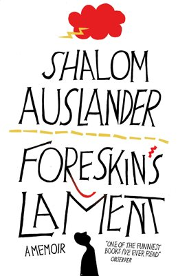 Book cover for Foreskin's Lament