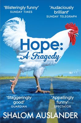 Book cover for Hope: A Tragedy