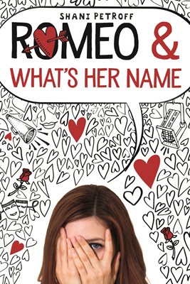 Book cover for Romeo and What's Her Name