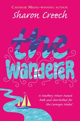 Book cover for The Wanderer
