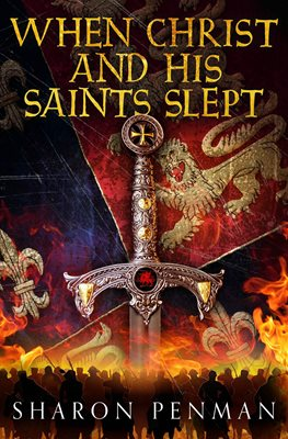 Book cover for When Christ And His Saints Slept