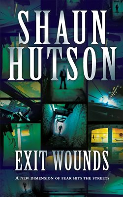 Book cover for Exit Wounds