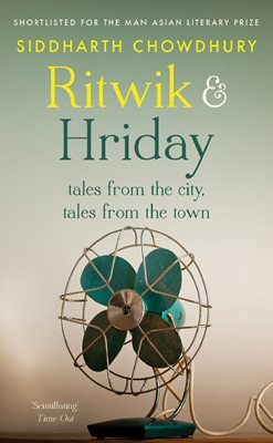 Book cover for Ritwik and Hriday
