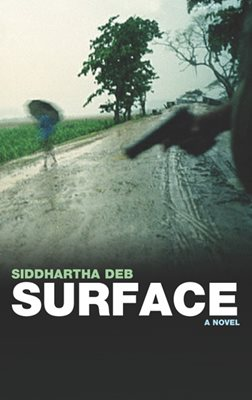 Book cover for Surface