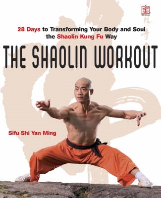 Book cover for The Shaolin Workout