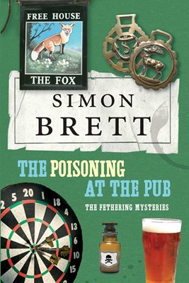 Book cover for The Poisoning in the Pub