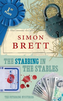 Book cover for The Stabbing in the Stables