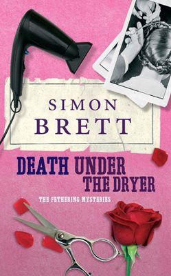 Book cover for Death Under the Dryer