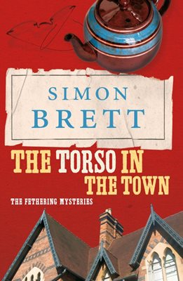 Book cover for The Torso in the Town