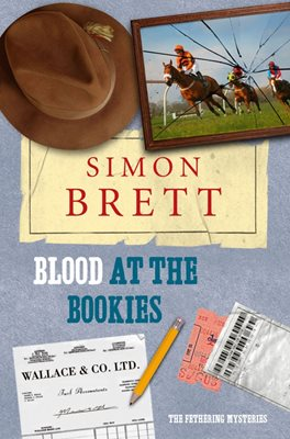 Book cover for Blood at the Bookies