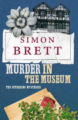 Book cover for Murder in the Museum