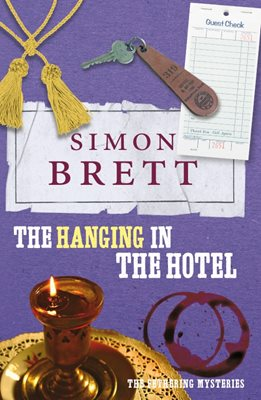 Book cover for The Hanging in the Hotel