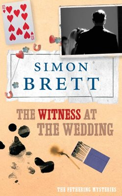 Book cover for The Witness at the Wedding