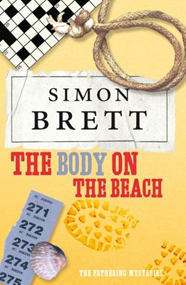Book cover for The Body on the Beach