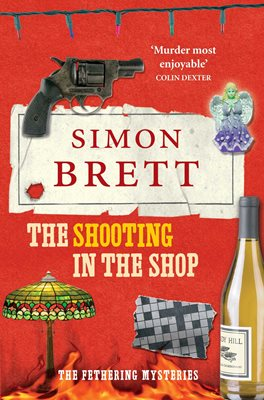 Book cover for The Shooting in the Shop