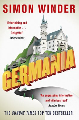 Book cover for Germania