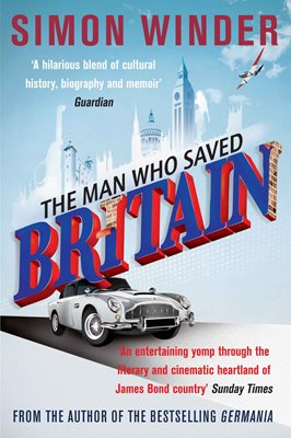 Book cover for The Man Who Saved Britain