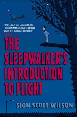 Book cover for The Sleepwalker's Introduction to Flight